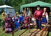На бажовском фестивале открыли Ишимское подворье