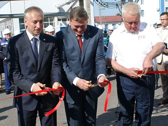 СГ-транс запустил в работу новый главный корпус Тобольского филиала