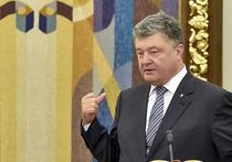 Эксперт о паранойе Порошенко: украинцы встретят русские танки хлебом-солью
