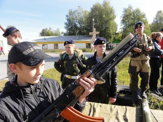 Стартовал весенний призыв в Вооружённые Силы РФ