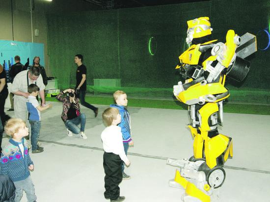Профессия - робот