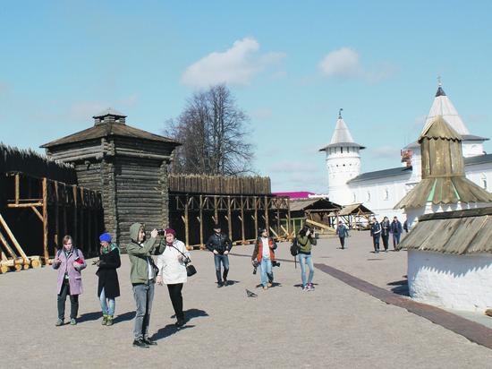 В Тобольске ожидают притока туристов