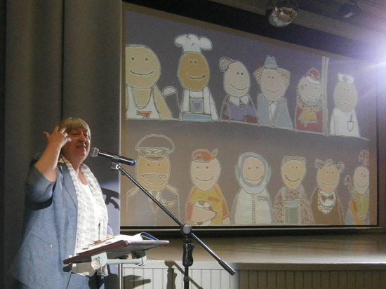 В Тюмени презентовали книгу  «Сказки об умной, доброй и красивой школе»