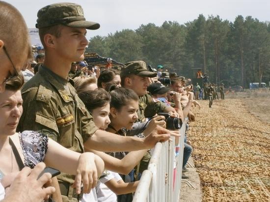 Войска со стальными нервами