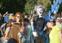 В Тюмени прошел фестиваль «Сны улиц»