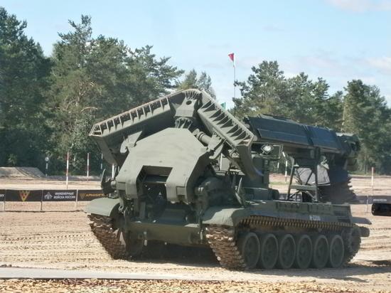 В Тюмени прошли финальные Международные армейские игры «АрМИ-2017»