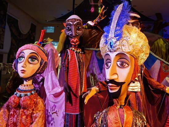 В Тюменском театре кукол стартовал 72-й сезон