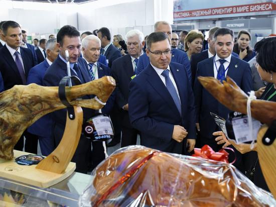 В Тюмени прошла VIII Межрегиональная агропромышленная выставка