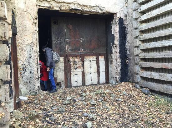 Тюменские сталкеры побывали на заброшенной ракетной базе