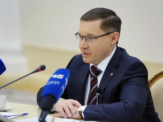 Губернатор Тюменской области Владимир Якушев провёл большую пресс-конференцию