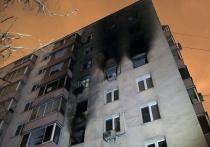 В Москве прогремела серия взрывов газа, пожар был в 26 квартирах. Онлайн-трансляция